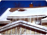 Ice Dams and Hot Spots