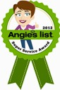 Click Here to check for current Angie's List® ratings